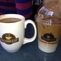Photo taken at Second Cup by Daisy J. on 5/3/2013