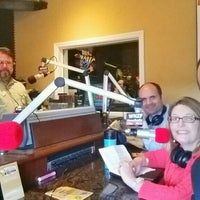 Photo taken at WNZF/Beach 92.7 Studios by Ky E. on 2/19/2016