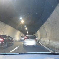 Photo taken at A12 - Genova Est by Giacomo B. on 11/23/2012