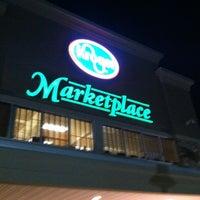 Photo taken at Kroger Marketplace by Tara H. on 11/9/2012