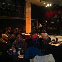 Photo taken at David Friend Recital Hall by Berklee College of Music on 1/15/2013