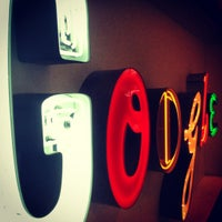 Photo taken at Google New York by Rob K. on 11/20/2012
