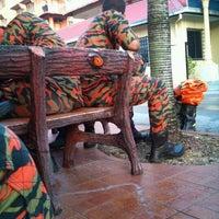 Photo taken at Balai Bomba & Penyelamat Seksyen 15 by Muhammad F. on 11/7/2012