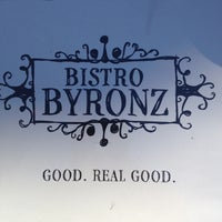 Photo taken at Bistro Byronz by Patrick H. on 1/25/2013