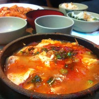 Photo taken at Arang Restaurant by Nancy L. on 5/10/2013