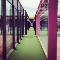 Photo taken at Ecommpadel by Daniel G. on 4/21/2013