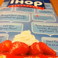Photo taken at IHOP by Chris C. on 11/9/2013