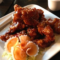Photo taken at Hunan Delight by Dan S. on 12/23/2012