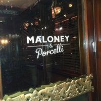 Photo taken at Maloney & Porcelli by Tony F. on 11/7/2012