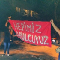 Photo taken at Kadıköy Anadolu Lisesi by Ddm on 6/2/2013