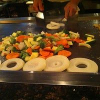 Photo taken at Saito's Japanese Steakhouse by Mitch S. on 11/25/2012