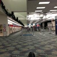 Photo taken at Terminal 2 by Igor C. on 12/24/2012