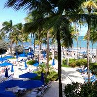 Photo taken at The Ritz-Carlton, San Juan by Justin W. on 11/10/2012