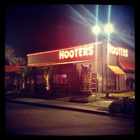 Photo taken at Hooters by LuckySleven on 3/27/2013