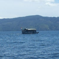 Photo taken at Danau Toba by Bonardo A. on 6/23/2013