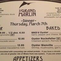 Photo taken at The Grand Marlin by Keefe A. on 3/8/2013
