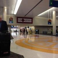 Photo taken at Terminal B by Mario Antonio G. on 11/24/2012