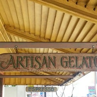 Photo taken at Gelato Bar by CJ J. on 5/26/2013