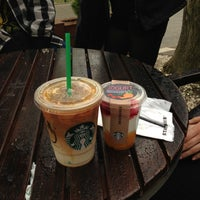 Photo taken at Starbucks by Kaja J. on 5/7/2013