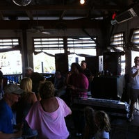 Photo taken at Folly Beach Shrimp Co. by Mitchell S. on 7/6/2013