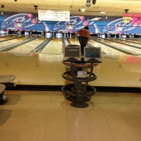Photo taken at Facenda Whitaker Lanes by Tina T. on 11/10/2012