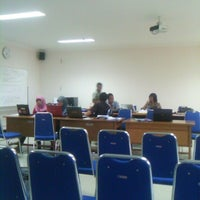 Photo taken at Fakultas Ilmu Administrasi (FIA) by Ludfi A. on 2/21/2013