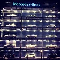 Photo taken at Mercedes-Benz Niederlassung München by Christoph B. on 3/4/2012