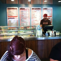 Photo taken at Tomato Pie Pizza Joint by Drew S. on 7/24/2011