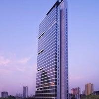 Photo taken at Aer Four Seasons Hotel by Yogesh J. on 6/2/2012