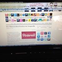 Photo taken at TMN Social Media Headquarters by Leslie👣 B. on 2/20/2012