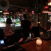 Photo taken at O Bar by Qi Q. on 11/25/2012
