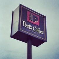 Photo taken at Peet's Coffee & Tea by Mark P. on 11/8/2012