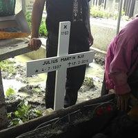 Photo taken at Makam Kembang Kuning by Ronnie N. on 2/21/2015