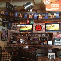 Photo taken at Nabucco's Pub Grill by Carlos F. on 10/13/2012