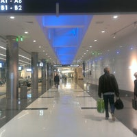 Photo taken at Birmingham-Shuttlesworth International Airport (BHM) by Matt H. on 4/24/2013