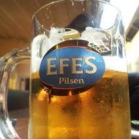 Photo taken at Efes Garden Pub by Yavuz A. on 5/14/2013