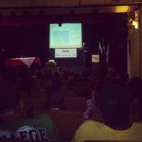 Photo taken at Universidade Moacyr Sreder Bastos (UniMsb) by Ivie G. on 5/28/2013