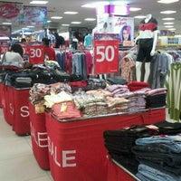 Photo taken at Matahari Department Store by uyakk s. on 12/5/2012