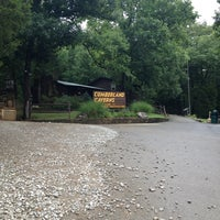 Photo taken at Cumberland Caverns by Marcos N. on 7/4/2013
