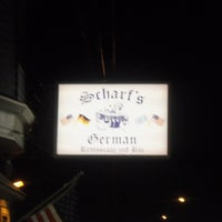 Photo taken at Scharfs German Restaurant und Bar by Scharfs German Restaurant und Bar on 8/31/2014