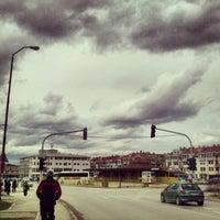 Photo taken at Autobuska stanica by Izz v. on 2/2/2013