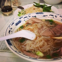 Photo taken at Pho Than Brothers by Melody T. on 12/23/2013