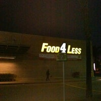 Photo taken at Food 4 Less by Alex B. on 4/24/2013
