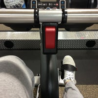 Photo taken at 24 Hour Fitness by Marika R. on 4/14/2013