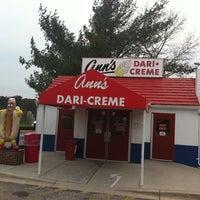 Photo taken at Ann's Dari-Creme by Deena D. on 4/11/2013