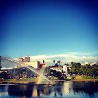 Photo taken at Parque Vaca Brava by Lika N. on 12/23/2012