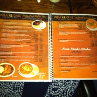 Photo taken at Inka Grill by Christina H. on 11/12/2012