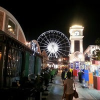 Photo taken at Asiatique The Riverfront by Pinij S. on 5/7/2013