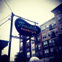 Photo taken at Franklin Barbecue by Joel G. on 6/23/2013