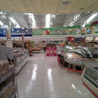 Photo taken at Mega Comercial Mexicana by Felipe B. on 11/6/2011